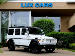 Used 2003 Mercedes Benz G Class 5.0L 4WD For Sale In Buffalo Grove