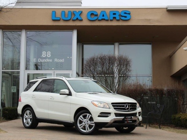2013 Mercedes-Benz M-Class in Buffalo Grove, IL
