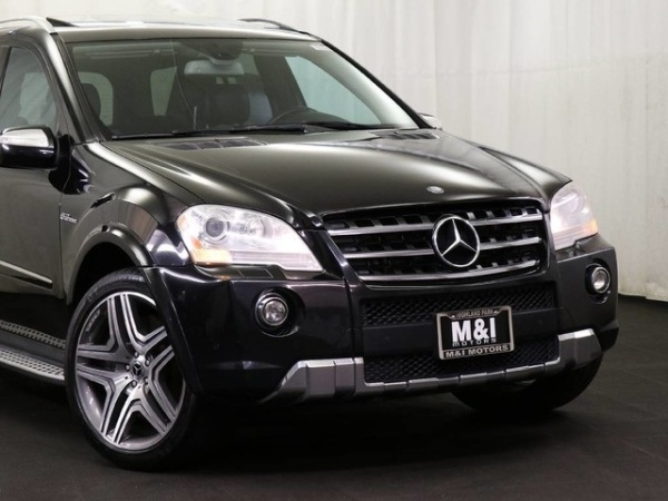 2010 Mercedes Benz M Class Ml 63 Amg 4matic For Sale In Highland