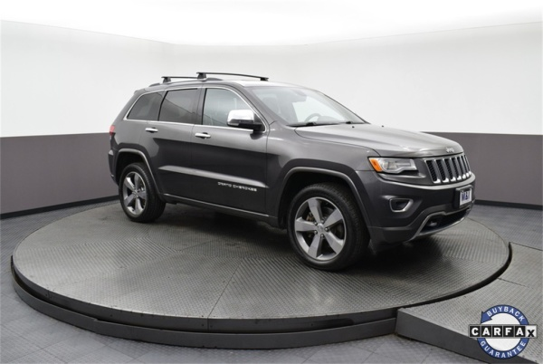 2015 Jeep Grand Cherokee in Highland Park, IL