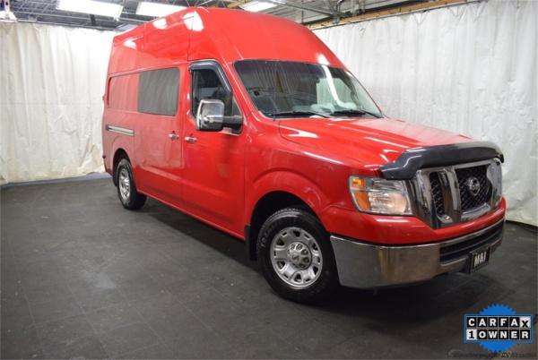 2012 Nissan NV NV2500 HD SV