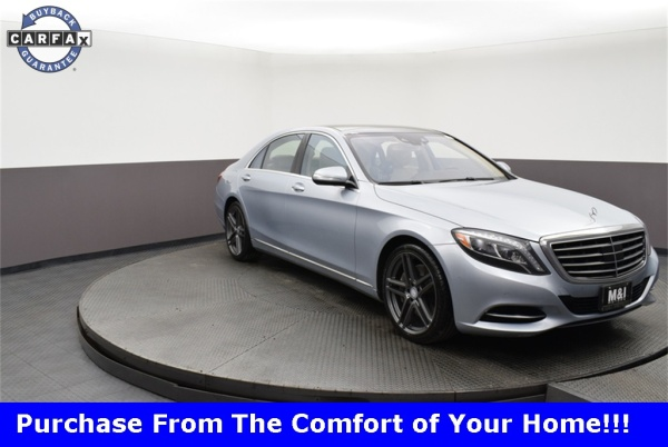 2014 Mercedes-Benz S-Class in Highland Park, IL