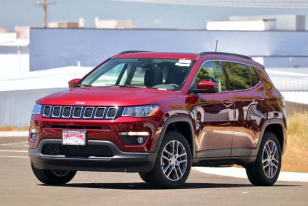 2020 Jeep Compass in Placerville, CA