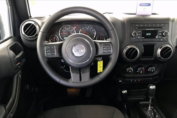 2017 Jeep Wrangler in Placerville, CA