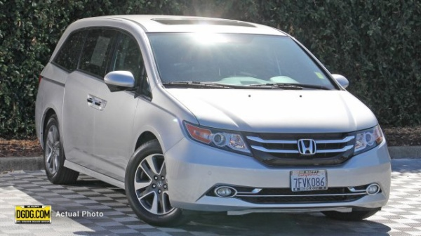 Honda Dealer San Jose >> Used Honda Odyssey For Sale In San Jose Ca 168 Cars From