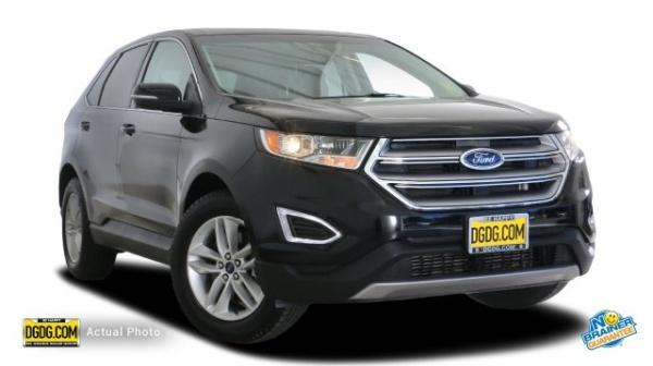 Ford Edge Sel Awd  San Jose Ca