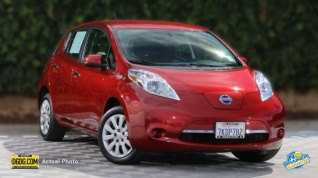 Used 2015 Nissan LEAF S For Sale In San Jose, CA