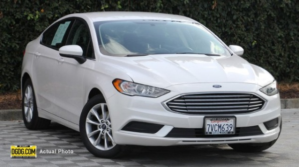 2017 Ford Fusion in San Jose, CA