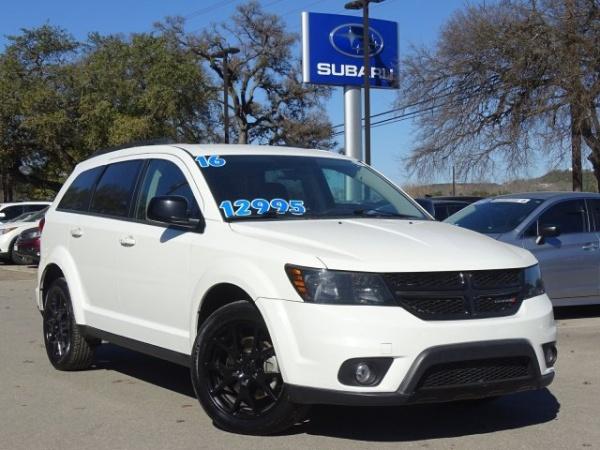 2016 Dodge Journey in San Antonio, TX