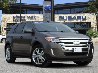 Ford Edge Sel Fwd For Sale In San Antonio Tx