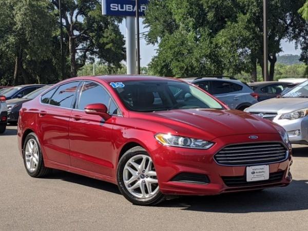 2015 Ford Fusion in San Antonio, TX