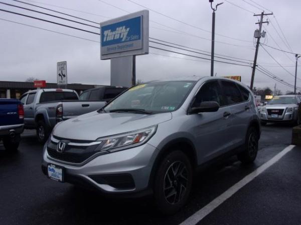 2016 Honda CR-V in Coopersburg, PA