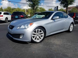 Used 2012 Hyundai Genesis Coupe 3.8 Grand Touring With Black Leather V6  Automatic For Sale In