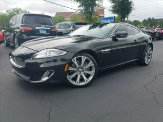 Used 2013 Jaguar XK Coupe For Sale In Raleigh, NC
