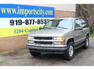 Used 1998 Chevrolet Tahoes for Sale | TrueCar