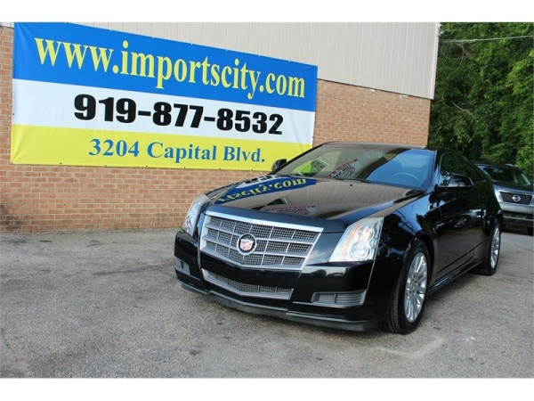 2011 Cadillac CTS in Raleigh, NC