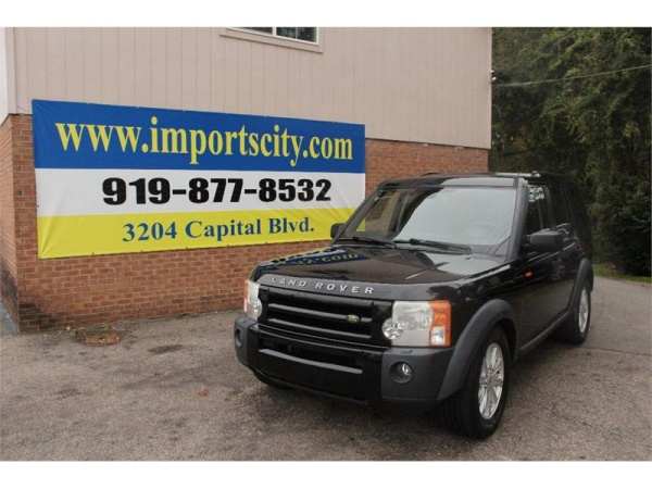 2007 Land Rover LR3 in Raleigh, NC