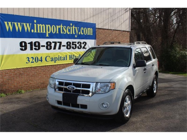 2010 Ford Escape in Raleigh, NC