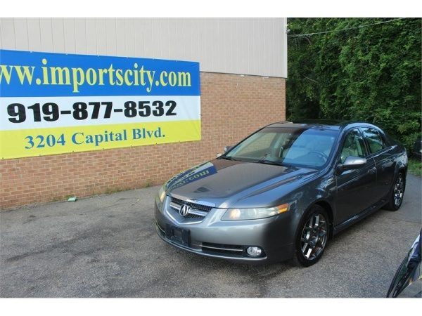 2007 Acura TL Type-S Automatic For Sale in Raleigh, NC | TrueCar