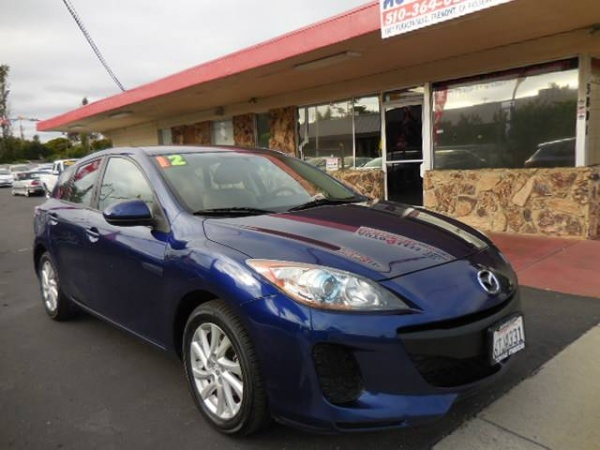 2012 Mazda Mazda3 Prices, Reviews and Pictures | U.S. News & World ...