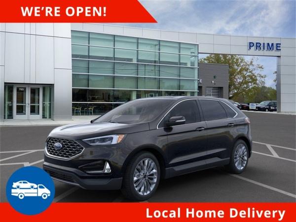 2020 Ford Edge in Auburn, MA