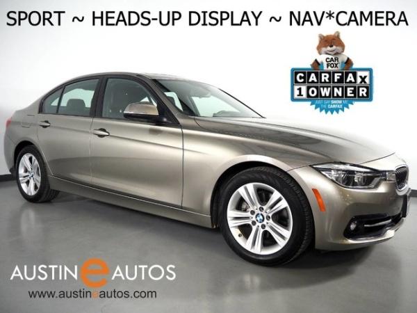 2016 BMW 3 Series in Round Rock, TX