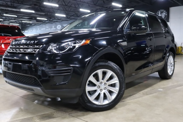 2017 Land Rover Discovery Sport in Tampa, FL