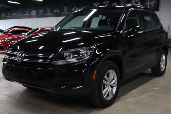 2016 Volkswagen Tiguan in Tampa, FL