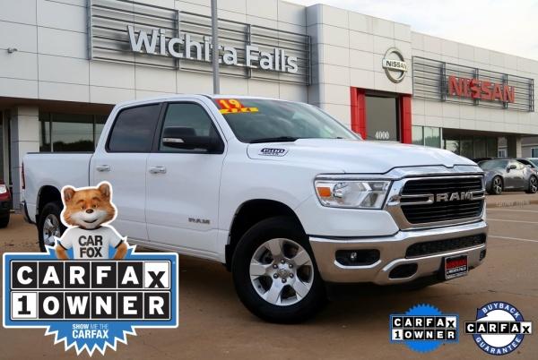 2019 Ram 1500 in Wichita Falls, TX
