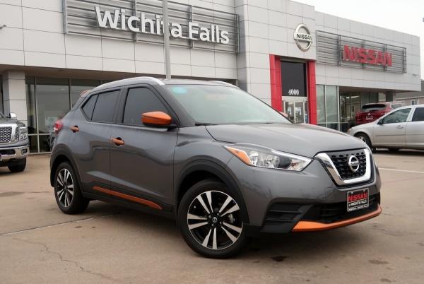 2019 Nissan Kicks in Wichita Falls, TX