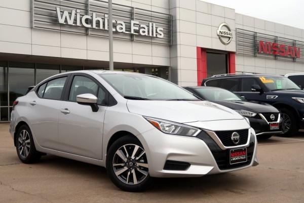 2020 Nissan Versa in Wichita Falls, TX