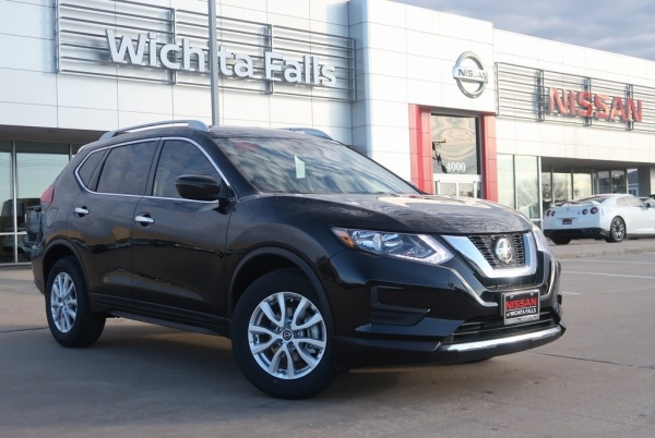 2020 Nissan Rogue in Wichita Falls, TX
