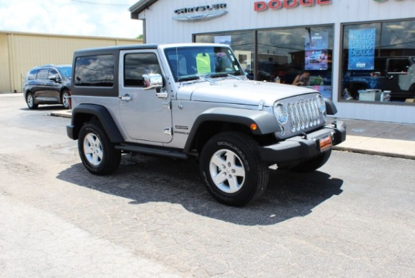 used jeep wrangler for sale in springfield il u s news world report. Black Bedroom Furniture Sets. Home Design Ideas
