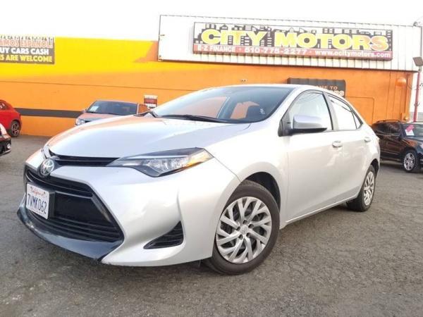 2017 Toyota Corolla in Hayward, CA