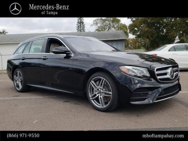 2019 Mercedes-Benz E E 450