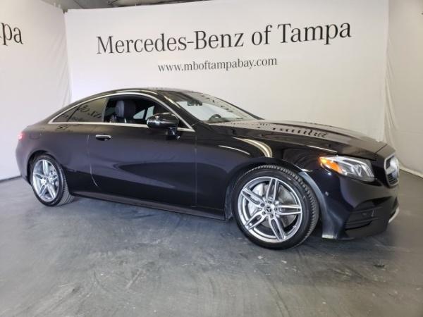 2018 Mercedes-Benz E-Class in Tampa, FL