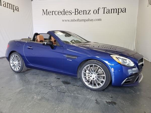 2017 Mercedes-Benz SLC in Tampa, FL