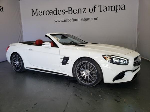 2017 Mercedes-Benz SL in Tampa, FL