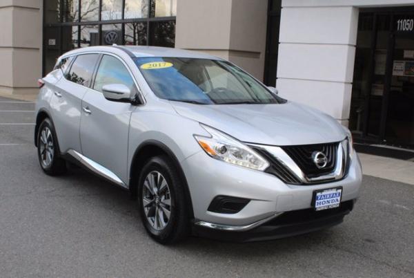 2017 Nissan Murano in Fairfax, VA