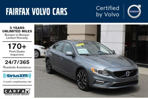 2018 Volvo S60 in Fairfax, VA