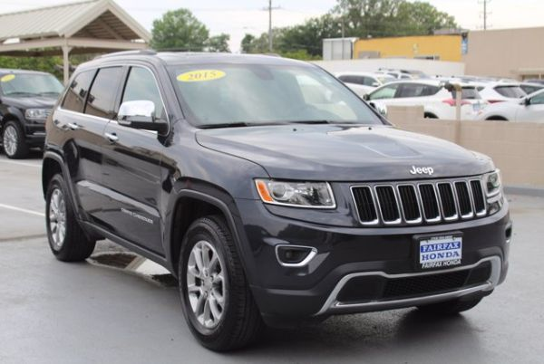 2015 Jeep Grand Cherokee in Fairfax, VA