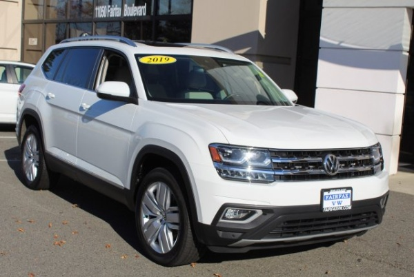 2019 Volkswagen Atlas in Fairfax, VA