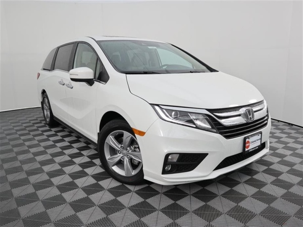 2020 Honda Odyssey in Colonial Heights, VA