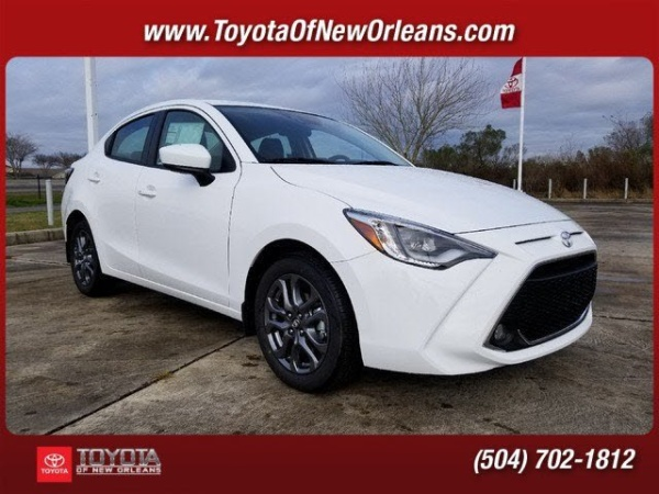 Toyota Of New Orleans >> 2019 Toyota Yaris Xle Auto For Sale In New Orleans La Truecar