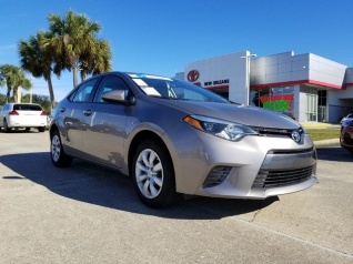Used Toyota Corolla For Sale In New Orleans La 113 Used Corolla