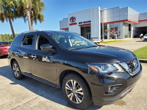 Nissan New Orleans >> Nissan Pathfinder