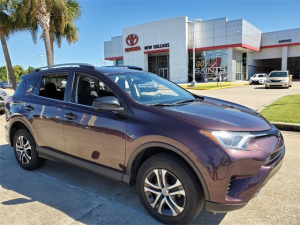 2017 Toyota RAV4 in New Orleans, LA