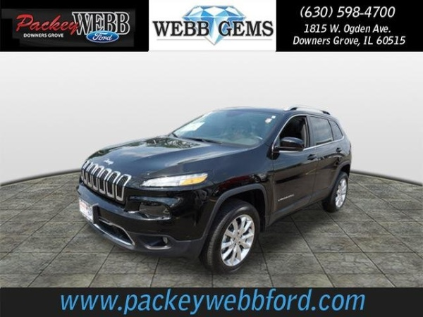 2017 Jeep Cherokee in Downers Grove, IL