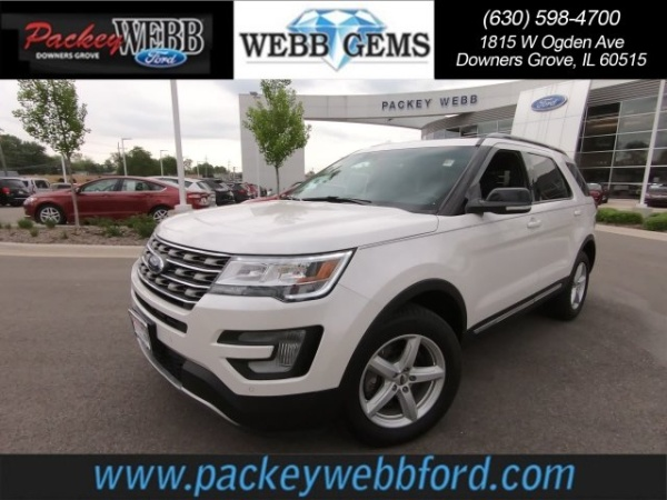 2016 Ford Explorer in Downers Grove, IL