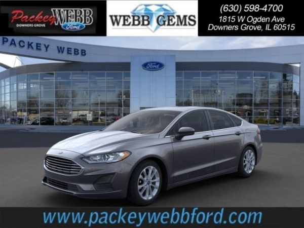 2020 Ford Fusion in Downers Grove, IL
